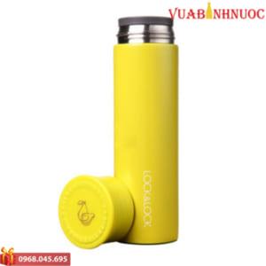Bình Giữ Nhiệt Fruit Lock&Lock LHC4110 (400ml) Màu Vàng