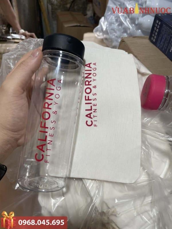 Công ty sản xuất bình nhựa