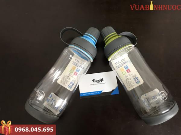 Bình nước nhựa 500ml