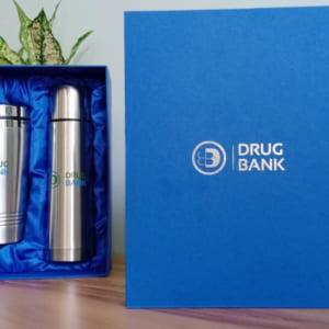 Bộ giftset in logo Drug Bank